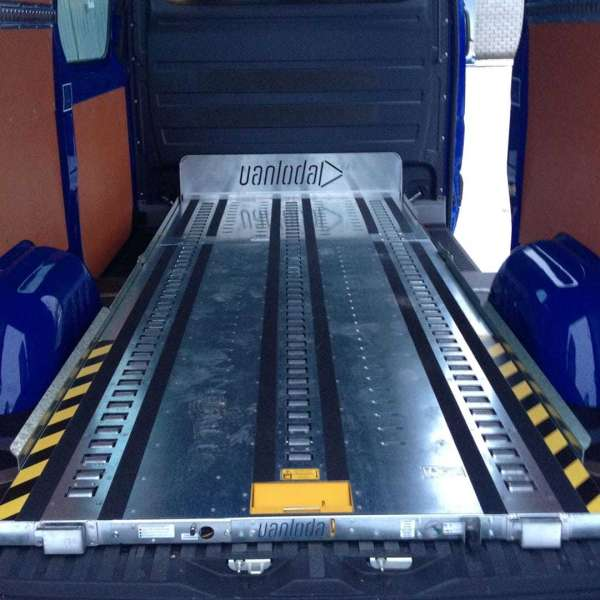 Rollersysteem 3-baans Ford Transit L1 2000-2013