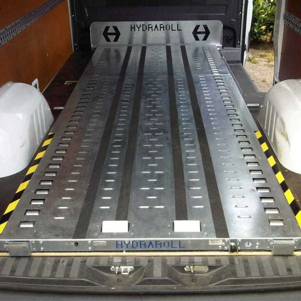 Rollersysteem 2-baans Ford Transit L1 2000-2013